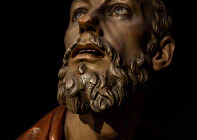 """""""San Pedro ante Jesús"""""""