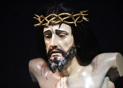 Presentación Busto Cristo de la Sangre